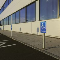 A6-Logistics-Versa-Street-Furniture-Casestudy-Disabled-Parking-Sign-Blue-Signage-1