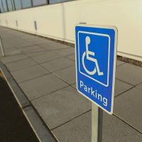 A6-Logistics-Versa-Street-Furniture-Casestudy-Disabled-Parking-Sign-Blue-Signage-2