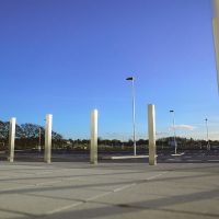 A6-Logistics-Versa-Street-Furniture-Casestudy-Stainless-Steel-Square-Bollard-Building-Entrance-4
